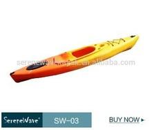 Leisure Rotomold Plastic Canoe For Sale