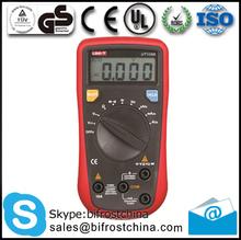 UNI-T Factory Cheap Sale Safety Rating CAT III 600V Handheld Auto-ranging Digital Multimeter UT136B