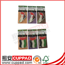 car/home accessories paper air freshener,paper car smell