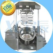 Vacuum emulsifying machine / homogenizing mixer