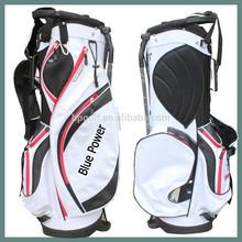 2014 best selling white golf bag