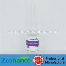 Gmp medicina veterinaria 30% AnaIgin inyección
