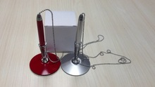 factory direct sell desk pen with chain
