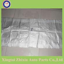 PVC disposable plastic car seat cover design