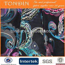 Economic most popular polyester slub fabric