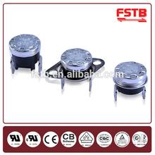 KSD301-V bimetal heating thermal switch from FSTB