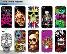 The Skull Series IV Soft TPU Case for iPhone 6 6 plus