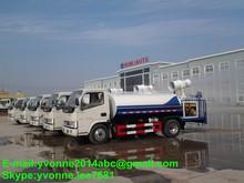 Farm Chemical Spraying Truck 6000L