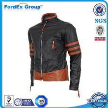 aprilia leather jacket wolverine fringe racing jacket