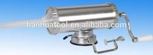3lbs Aluminum alloy sausage stuffer/sausage making machine/sausage stuffing machine