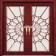 2014 Design Interior Glazed Wood Door