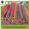 Guangxi wooden broom pole with best price