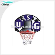 Fashion children size board MDF basketball hoops and board