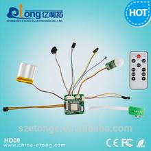 Mini HD Digital Video Camera H.264 720P PIR Battery Powered Mini Digital Camra Digital Video Camera