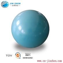 anti burst gym ball/pvc exercise ball