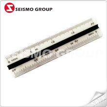 20cm ruler plastic ruler 30cm colorful transparent