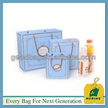 Lovely polka dot paper bag MJB-N174 China Supplier