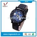 Popular baratos relógios automáticos, movimento mecânico relógios