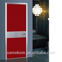 Solid Wood Decorative Top Quality Panel Door