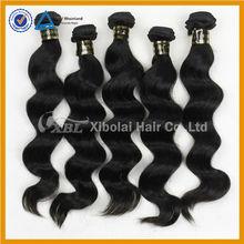 XBL best grade top quality smooth natural virgin humain hair