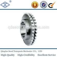 ASA35 45C 16T sprocket ASA standard for 06C-1single roller chain