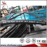 for R1 R2 R3 R4 R5 R6 R7 R8 R9 R12 R13 R14 black air hydraulic hose blue food grade rubber hose