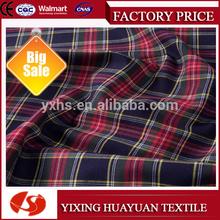 AZO free 100% cotton flanel fabric