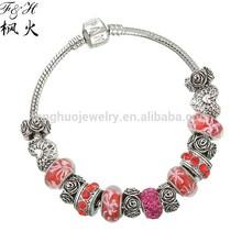 Yiwu Jewelry Factory New Arriva Charm Bracelet wholesale fashion jewelry