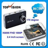K6000 user manual hd 720p car camera dvr video recorder