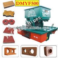 hydraulic press DMYF500 eco brick making machine