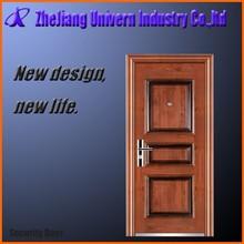 steel screen door exterior/steel security door/metal iron door