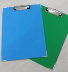 plastic pp cover binder a4 clip board with holder