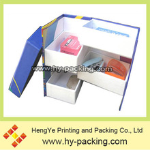 Wholesale rotatable home essential small items classified storage box with lids