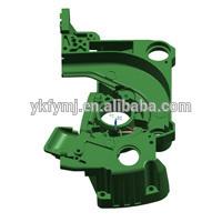 ISO 9001 hand polishing Aluminium die casting/die casting parts