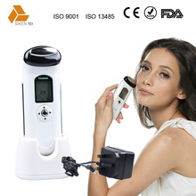 ultrasonic massager ion infrared facial massager skincare options