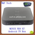 Minix x7 rk3188 dört çekirdekli 2gb/16gb android 4.2 tv kutusu minix neo x7