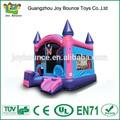 Boa aparência de salto, design de moda do salto para venda quente, pequenas bouncer inflável