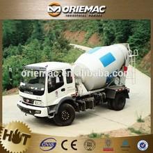 Foton 34.9m3 Bulk Cement Truck , price of concrete mixer