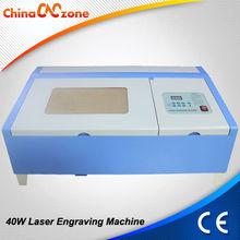 Art and Design Mini Desktop Laser Engarving and Cutting Machine
