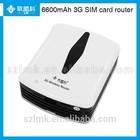 LMK WCDMA/EDGE Dual Mode Multi Band Sim & TF Card wifi router
