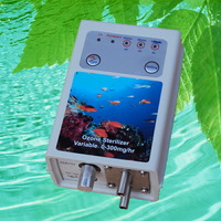 12V DC electric water cleaner specially for ranchu goldfish (AQD)