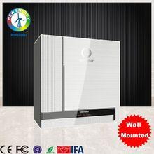 New Energy ceiling water/ground/geothermal source heat pump 12.5kw water heater via air