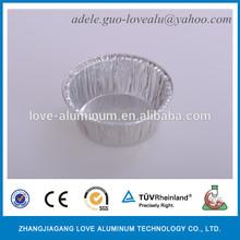 aluminum foil cake box small cute aluminum foil container wholesale