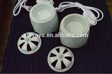 Gift & craft used Ceramic handcraft electric scented oil burner