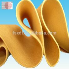 P84(Polymide) filter fabric/Filter cloth/Non woven felt