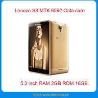 Lenovo S8 MTK 6592 Octa Core RAM 2GB ROM 16GB alibaba express