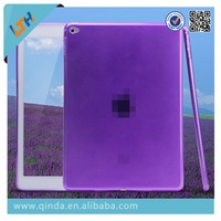 QinD Candy color Soft TPU case for iPad air 2