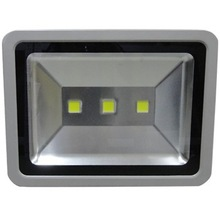 High Quality 150W COB IP65 Outdoor LED Flood Light black color options