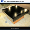 modern top-quality acrylic japanese low dining table