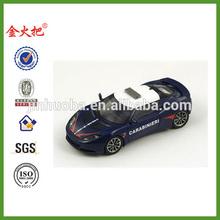 Lotus Evora S Carabinieri 2011 Resin Model Car